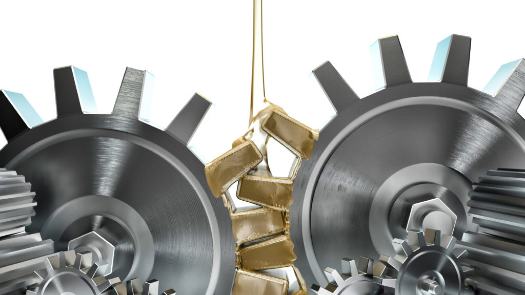Schmierstoffe - Trommer Textil Technik